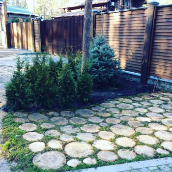 Ландшафтный дизайн и работы в городе Харьков